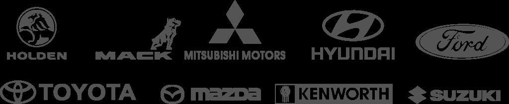 brands of vehicles